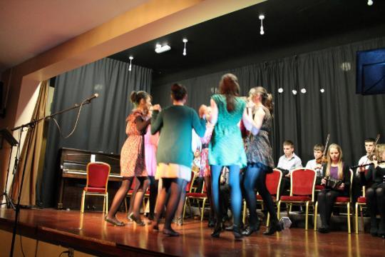 Sean Nòs Dancing Workshops for Beginners