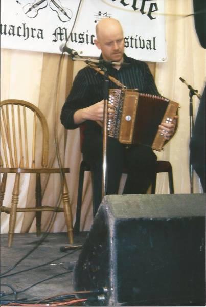 Conor Keane Co. Clare at Kiskeam
