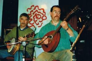 Denis O' Connor, Scartaglen & John Drew, Newmarket - 2000